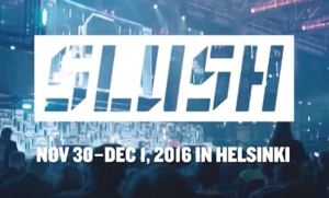 RVC and Skolkovo Fund presented Russian startups at the Slush international technology forum