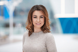Ekaterina Petrova: The role of women in the innovation business