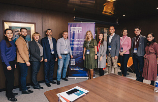 A Startup Pitch Session for Corporate Accelerator STLC  Took Place in Tallinn