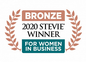 Ekaterina Petrova, director of GenerationS corporate accelerator wins Stevie Award for Women in Business 2020