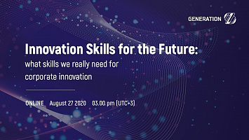 #GENSInnovTalks: Innovation talents: bringing start-up skills into corporate innovation