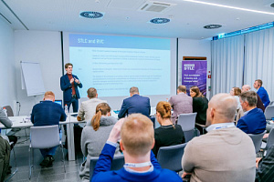 A Startup Pitch Session for Corporate Accelerator STLC Took Place in Stuttgart