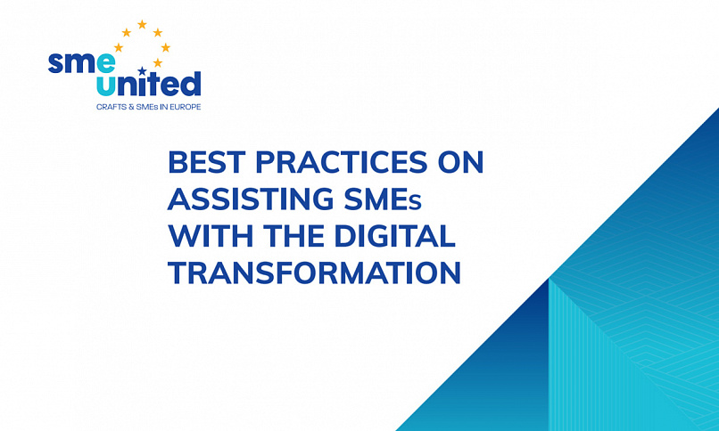 Best practices on assisting SMEs with the digital transformation