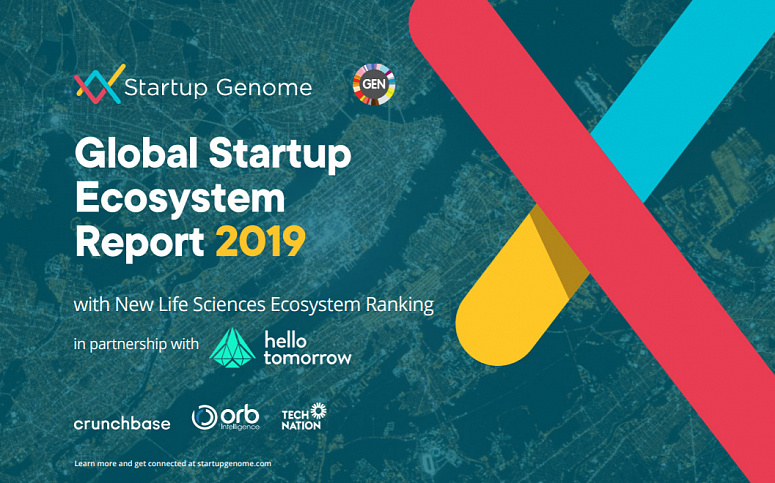 Global Startup Ecosystem Report 2019